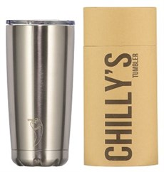 Chilly's Tumbler 500ml Stainless Steel